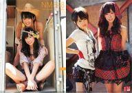 山本彩&渡辺美優紀(NMB48) B5サイズオリジナルW面クリアファイル ENTAME 2012年12月号付録