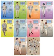 全10種セット 「映画 ハイ☆スピード!-Free! Starting Days- クリアファイルコレクション」 京アニショップ限定