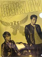 16.メタリッククリアファイルC/雨宮兄弟 「HiGH&LOW THE MOVIE くじ」 ローソン・HMV限定