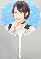 長月翠(LaLuce) 4thシングルMV衣装うちわ 「ラストアイドル1周年記念コンサート」