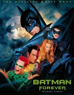 <<洋書>> Batman Forever:The Official Movie Book / Michael Singer