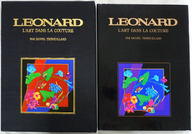 <<芸術・アート>> Leonard-L'art dans la couture / ダニエル・トリブィヤール