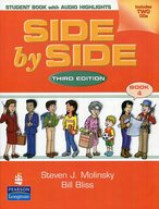 <<洋書>> CD付)Side by Side Book4: Third Edition / Steven J. Molinsky