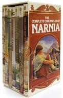 <<洋書>> ケース付)The Complete Chronicles of Narnia / C.S.Lewis