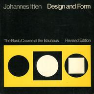 <<洋書>> Design and Form: Revised Edition / Johannes Itten