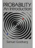 <<洋書>> Probability: An Introduction / Samuel Goldberg