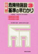 <<政治・経済・社会>> 図解 危険物施設基準の早わかり 3 6訂 / 東京消防庁