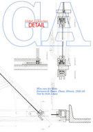 <<産業>> GAディテール No.1改訂新版-ファンズワース邸 MIES VAN DER ROHE/farnsworth house / ダーク・ローハン