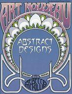 <<洋書>> Art Nouveau Abstract Designs / RebeccaMcKillip