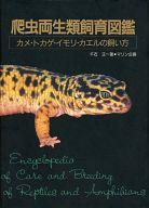 <<科学・自然>> 爬虫両生類飼育図鑑-カメ・トカゲ・イモリ・カエルの飼い方 / 千石正一