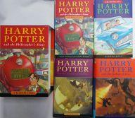 <<洋書>> Harry Potter Box Set(4冊セット) / J. K. Rowling