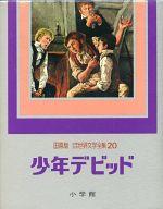 <<児童書・絵本>> 少年デビッド 国際版 少年少女世界文学全集 20