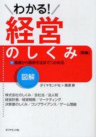 <<政治・経済・社会>> 図解 わかる!経営のしくみ[新版] / ダイヤモンド社/栗原昇