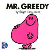 <<洋書>> Mr Greedy / Roger・Hargreaves