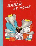 <<洋書>> BABAR AT HOME / Jean de Brunhoff