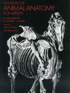 <<洋書>> An Atlas of Animal Anatomy for Artists