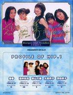 No.01 : 集合(5人)/金箔押し/PrinamePetit H.I.P.(Horipro Idol paradise)