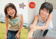 face-035 : 大島優子/face-035「Brand New IDOL Magazine Lemon Teen PLUS VOL.4」特典トレカ