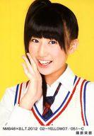 篠原栞那/NMB48×B.L.T.2012 02-YELLOW07/051-C
