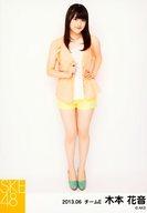 木本花音/全身・両手衣装・「ネオンカラー私服衣装」/「2013.06」個別生写真