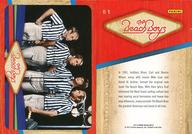 NO.1 : ザ・ビーチ・ボーイズ/集合(4人)/ベースカード(レギュラーカード)/2013 PANINI THE BEACH BOYS TRADING CARD