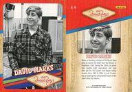 NO.4 : ザ・ビーチ・ボーイズ/デヴィッド・マークス/ベースカード(レギュラーカード)/2013 PANINI THE BEACH BOYS TRADING CARD