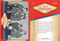 NO.5 : ザ・ビーチ・ボーイズ/集合(5人)/ベースカード(レギュラーカード)/2013 PANINI THE BEACH BOYS TRADING CARD