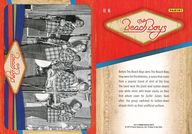 NO.6 : ザ・ビーチ・ボーイズ/集合(5人)/ベースカード(レギュラーカード)/2013 PANINI THE BEACH BOYS TRADING CARD