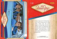 NO.22 : ザ・ビーチ・ボーイズ/集合(5人)/ベースカード(レギュラーカード)/2013 PANINI THE BEACH BOYS TRADING CARD