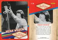 NO.25 : ザ・ビーチ・ボーイズ/ブライアン・ウィルソン/ベースカード(レギュラーカード)/2013 PANINI THE BEACH BOYS TRADING CARD