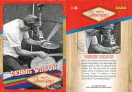 NO.26 : ザ・ビーチ・ボーイズ/デニス・ウィルソン/ベースカード(レギュラーカード)/2013 PANINI THE BEACH BOYS TRADING CARD