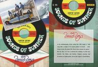 NO.11 : ザ・ビーチ・ボーイズ/集合(5人)/SOUNDS OF SUMMER(インサート)/2013 PANINI THE BEACH BOYS TRADING CARD