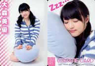 大森美優/レギュラーカード【うたたねカード】/AKB48 official TREASURE CARD SeriesII