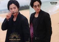 HIROKI INO 22 : 猪野広樹/レギュラーカード/猪野広樹 ファースト・トレーディングカード