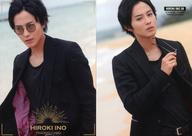 HIROKI INO 26 : 猪野広樹/レギュラーカード/猪野広樹 ファースト・トレーディングカード