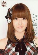 佐藤亜美菜/バストアップ/AKB48 CAFE & SHOP(秋葉原)限定A4サイズ生写真ポスター 第4弾