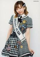 須田亜香里/膝上・衣装白黒/AKB48総選挙 公式ガイドブック 2017 特典生写真