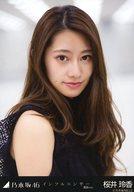 桜井玲香/バストアップ/2017年6月個別生写真 インフルエンサー MV選抜ver.