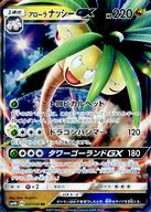 037/050 [RR] : (キラ)アローラナッシーGX