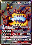 053/050 [SR] : (キラ)アクジキングGX