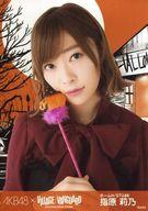 指原莉乃/バストアップ/AKB48グループ×ヴィレッジヴァンガード ハロウィンコラボ ランダム生写真