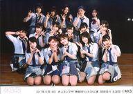 AKB48/集合/横型・2017年12月19日 井上ヨシマサ「神曲縛り」18:30公演 岡田奈々 生誕祭・2Lサイズ/AKB48劇場公演記念集合生写真