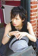 アリス九號.(Alice Nine)/ヒロト/クラブの10/「alicenine.tour2007 BLACK JEWEL & WHITE ROSE」物販ガチャガチャ景品トレカ