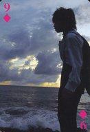 アリス九號.(Alice Nine)/ヒロト/ダイヤの9/「alicenine.tour2007 BLACK JEWEL & WHITE ROSE」物販ガチャガチャ景品トレカ