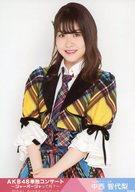 中西智代梨/上半身/AKB48 単独コンサート~ジャーバージャって何?~ 2018.4.1 さいたまスーパーアリーナ ランダム生写真