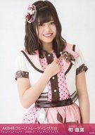 町音葉/上半身/「2018.3」/AKB48グループ生写真販売会(AKB48グループトレーディング大会)会場限定生写真
