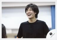 ジャニーズJr./森本慎太郎/横型・バストアップ・衣装黒・目線左・笑顔/公式生写真