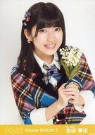 吉田華恋/バストアップ/AKB48 劇場トレーディング生写真セット2018.May1 「2018.05」