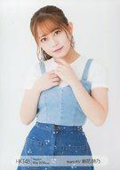 岩花詩乃/上半身/HKT48 劇場トレーディング生写真2018.May