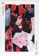 D/ASAGI/CD「MASTER KEY」(VBZJ-8/VBZJ-9/VBCJ-30004)特典トレーディングカード